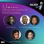 52nd NAACP Image Awards Nomination Announcement to Take Place February 2nd on Instagram