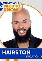 Watch JJ Hairston on ABC's GMA3: What You Need to Know Friday, February 26 at 1pm ET/12c/P