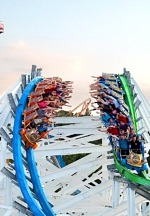 Six Flags Magic Mountain Announces April 1 Re-Opening